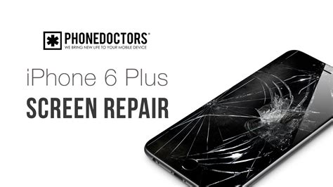 how to iphone 6 plus screen repair easy
