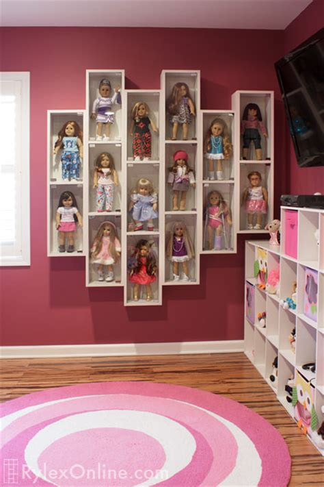 Girl Display Doll Case   Hopewell Junction, NY