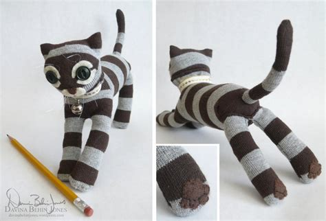 sock cat how to make mitts the sock cat by familiaroddlings on deviantart