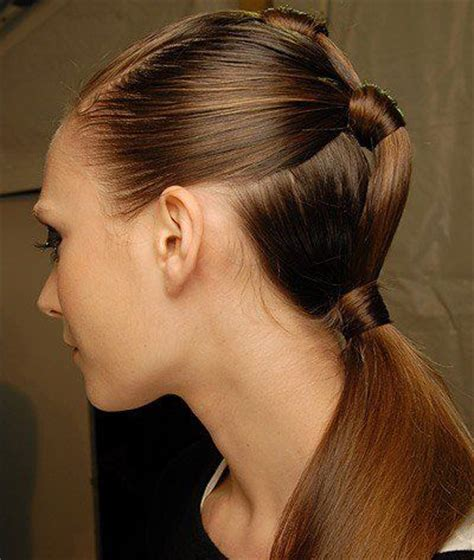 the rachel haircut ways to wear it 77 best images about ponytail hairstyles on pinterest
