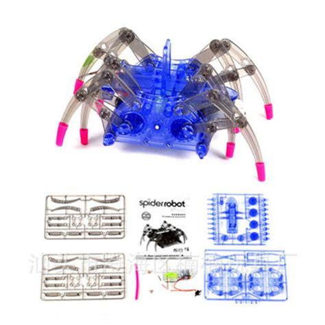 En Diy Bo Spider Robot achetez en gros araign 233 e robot en ligne 224 des grossistes araign 233 e robot chinois aliexpress