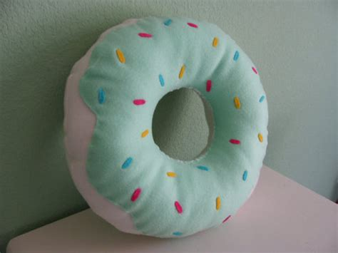 Where Can I Get A Donut Pillow by Por Favor Seguime Follow Me We It Donuts