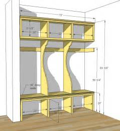 House Plans With Mudroom Ana White Smiling Mudroom Diy Projects