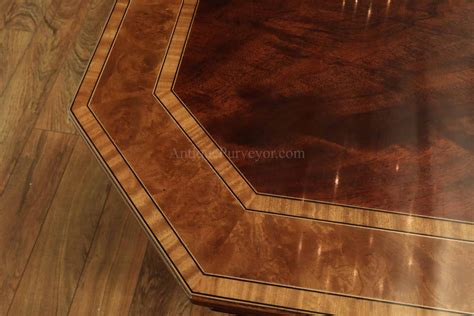 dining table with self storing leaves large mahogany dining table with self storing leaves