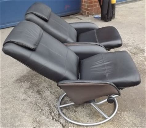 Ikea Black Leather Swivel Relax Nursing Chair Poang Poang Swivel Chair