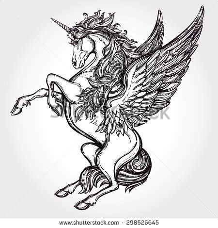 Sprei Motif Unicorn unicorn stock images royalty free images vectors