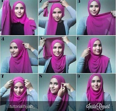 hijab tutorial hijab style pinterest  hijab