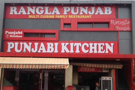 Punjabi Kitchen by Salad Decoration Picture Of Punjabi Kitchen Ranchi