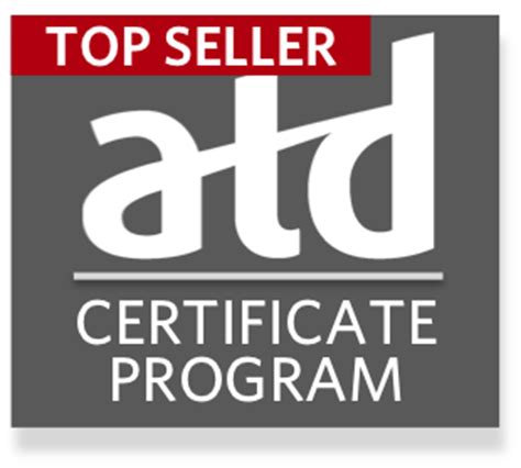 atd design learning certificate atd san diego e learning instructional design certificate