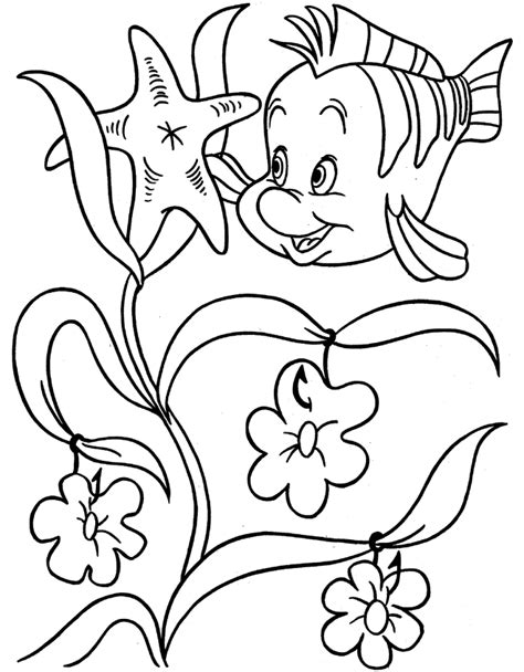coloring book free printable pages printable coloring pages fish choosboox