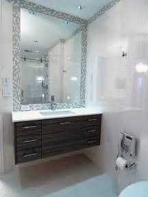 Floating Bathroom Double Vanity » Home Design 2017