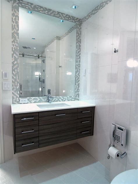 Floating Vanities For Bathrooms 18 Savvy Bathroom Vanity Storage Ideas Bathroom Ideas Designs Hgtv