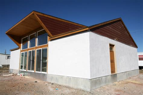 Compressed Earth Block House Plans Made Homes A Reality For Reservation S Residents Montana News Billingsgazette
