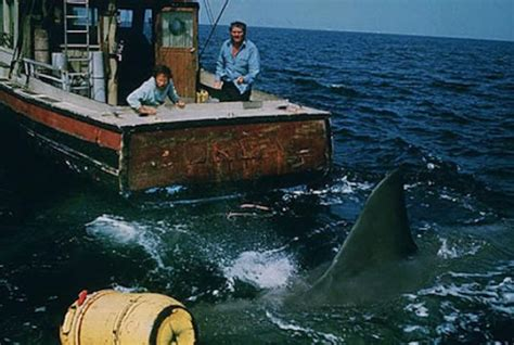 jaws fishing boat scene 25 incisive facts about jaws mental floss