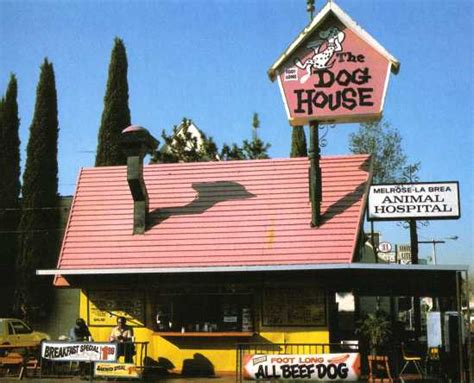 The Dog House Old L A Restaurants