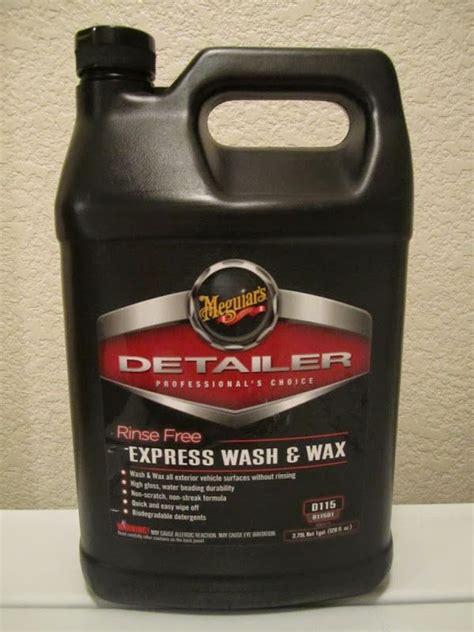 meguiar s boat wax walmart car care forums meguiar s online waterless wash