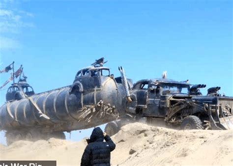 Topi Trucker Mad Max 1 trucks are the true heroes of quot mad max fury road quot cdllife