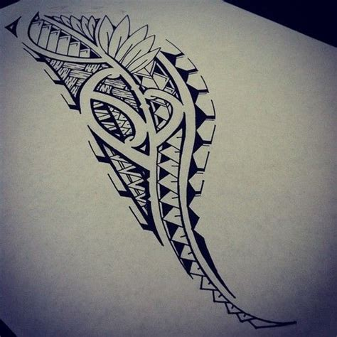 small samoan tattoo best 25 hawaiian tribal ideas on hawaiian