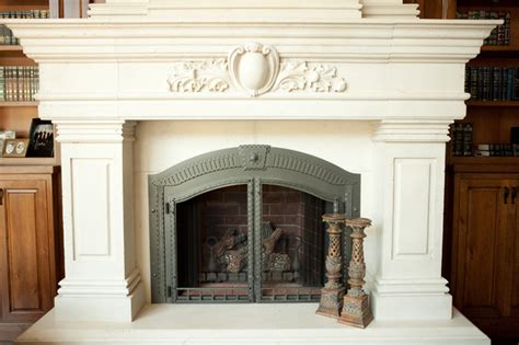 cast concrete fireplace custom cast concrete fireplace mantel surrounds