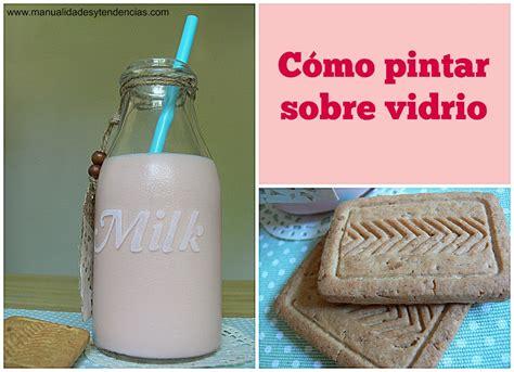 imagenes para pintar frascos de vidrio manualidades y tendencias decorar una botella de leche