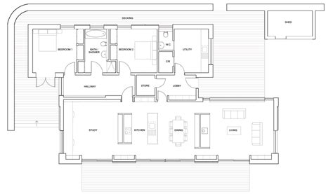Pavilion Floor Plans borreraig house on a scottish island