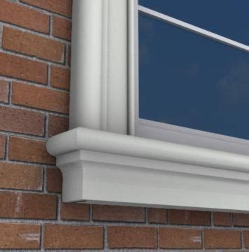 Exterior Window Sill Moulding Mx217 Exterior Window Sills Molding And Trim Toronto