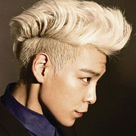 two block cut hairstyle korean hairstyles for men