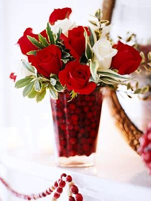 decorating with cranberries cranberry