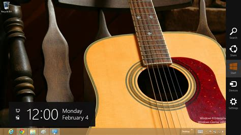 Guitar Themes For Windows 8 1 | acoustic guitar theme for windows 8 ouo themes