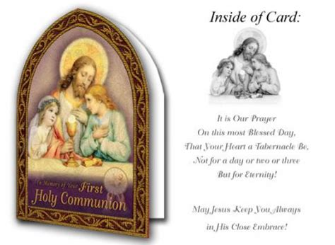 1st communion and confirmations gifts