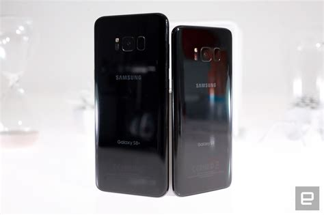 Samsung Galaxy S8 Plus Like New samsung galaxy s8 and s8 plus review redemption is here
