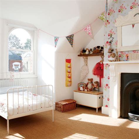 ideas for childrens bedrooms trends in wallpaper accent walls bossy color annie