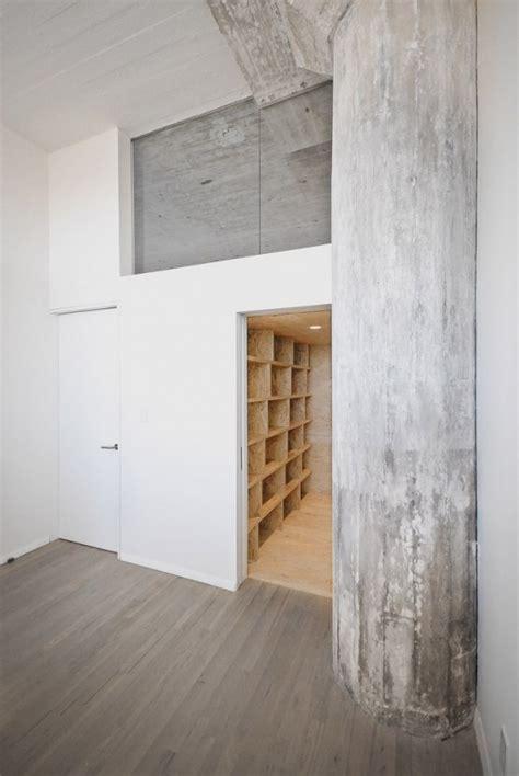 minimalist loft minimalist brooklyn loft with asymmetrical design digsdigs