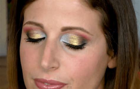 tutorial eyeliner cliomakeup cliomakeup tutorial trucco oro argento estate sologossip it