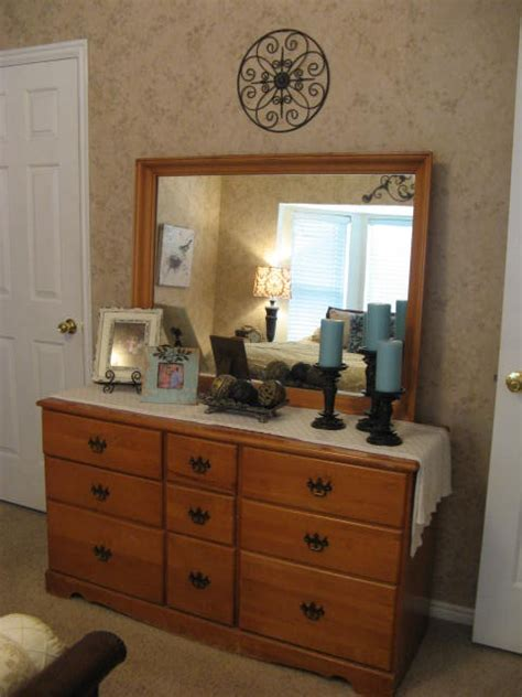 Dresser Decor Ideas by Dresser Decorating Ideas For Clients