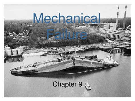 Mechanical Failure ppt mechanical failure powerpoint presentation id 228232