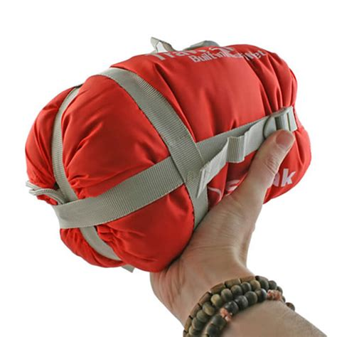 snugpak travelpak 1 lightweight travel sleeping bag with