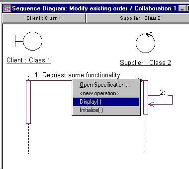 cara membuat sequence diagram pada rational rose ict notes seri tutorial rational rose sequence diagram