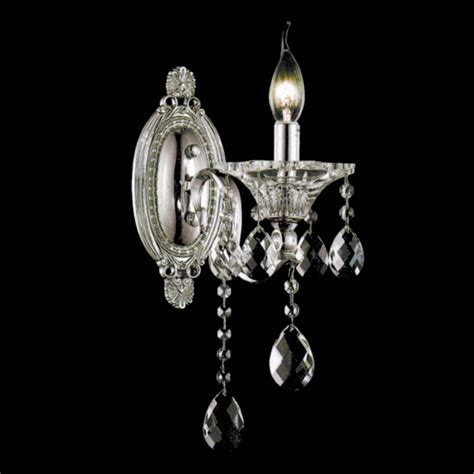 crystal wall mount lighting brizzo lighting stores 11 quot vittoria traditional crystal