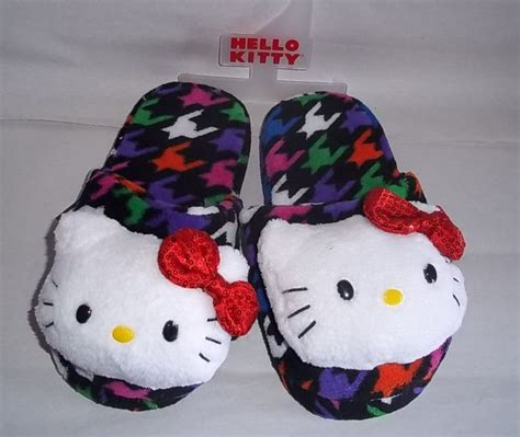hello kitty bedroom shoes 231 best images about cat shoes slippers boots on