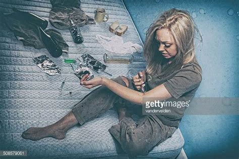Heroine Addicts Going To Detox Storied by Abuse Stock Photos And Pictures Getty Images
