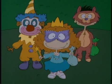 In The Garage Rugrats by Quot Rugrats Quot Bar Show Monsters In The Garage Tv