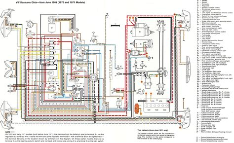 1971 vw beetle turn signal wiring diagram tamahuproject org