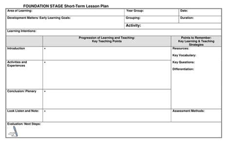 academic portfolio template academic portfolio template ece learning lesson plan format lesson plan template