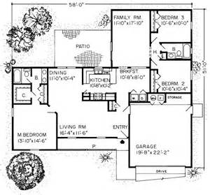 1600 Sq Ft Floor Plans by 2 Story 3 Bedroom 1600 Sq Ft Floor Plans Trend Home