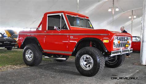 ford bronco 1970 1970 ford bronco v8 pickup