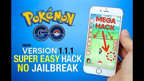 pokemon   hack  jailbreak map hack tap  walk