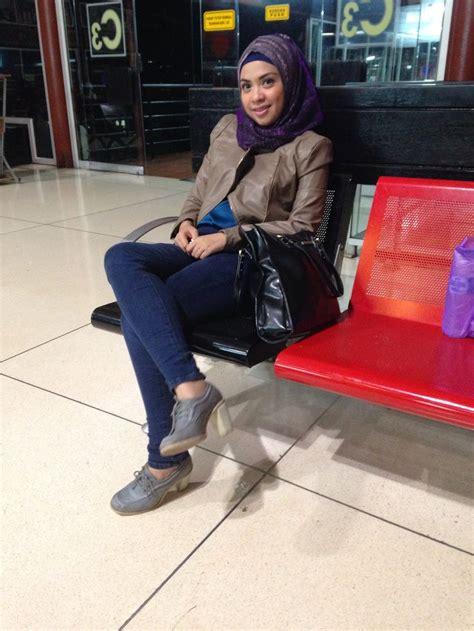 jins inspirasi untuk tubuh mungil hijabs