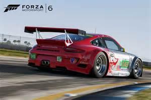 Forza Porsche Forza Motorsport 6 Porsche Expansion Photo Image Gallery