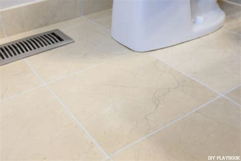How To Get Bathroom Grout White Again by How To Clean Grout In Your Bathroom The Easy Way Diy